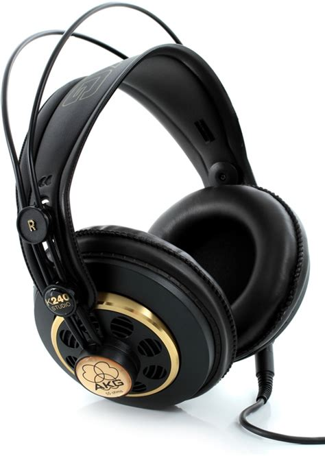 Headphone Akg Akg K240 Semi Open Pro Studio Headphones Sweetwater