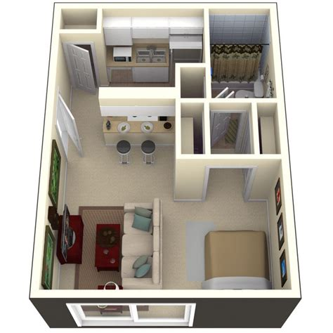 2 bedroom studio apartment 17 best images about sims house ideas on pinterest one bedroom small houses and