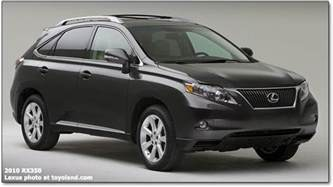 lexus rx330 2010 rx350 and rx450h