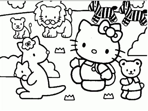 coloring pages of hello kitty christmas hello kitty christmas coloring page coloring home