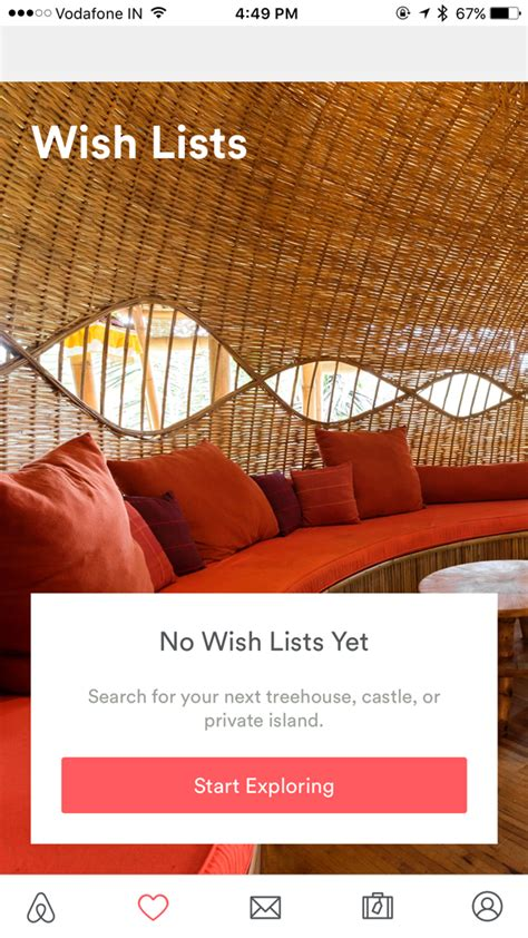 airbnb wish list the ultimate guide to mobile marketing