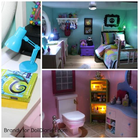 diy dollhouse bathroom 17 best images about american girl dollhouse bathroom diy