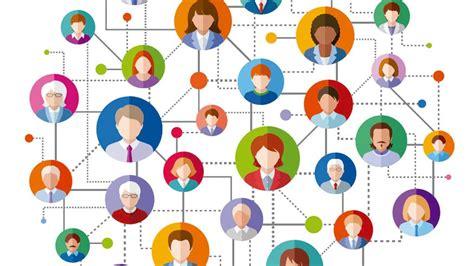 imagenes de grupos de redes sociales mapa de las redes sociales y servicios en la nube