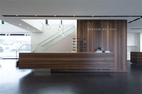 Porsche Auf Sylt by Porsche Auf Sylt Innenarchitektur Corporate Design