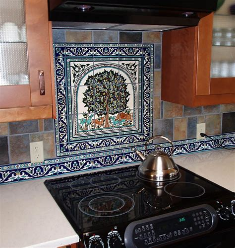 ceramic tile kitchen table uncategorized glamorous decorative ceramic tiles kitchen