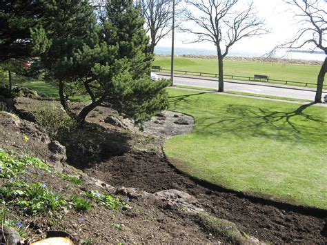 Barnhill Rock Garden Barnhill Rock Garden Broughty Ferry Scree Bed