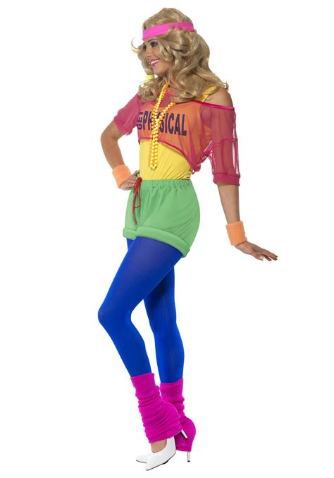s 80s let s get physical costume
