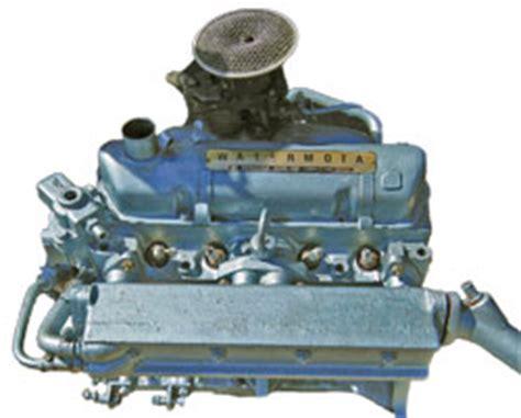 Ford Anglia 105e Marine Engine