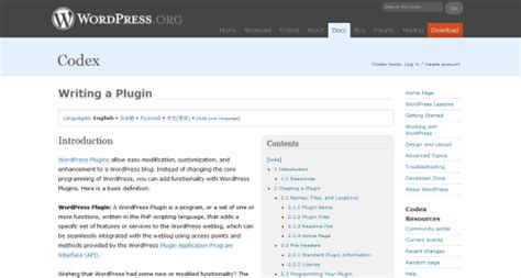 how to create a wordpress plugin