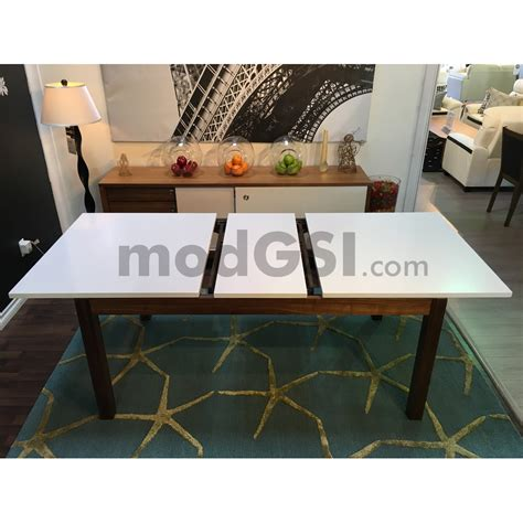 modera butterfly leaf dining table modern dining room tables modera butterfly leaf dining table modern dining room tables