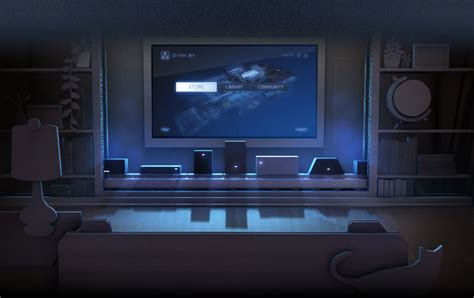 steam living room valve announce steam machines gaming pcs for the living