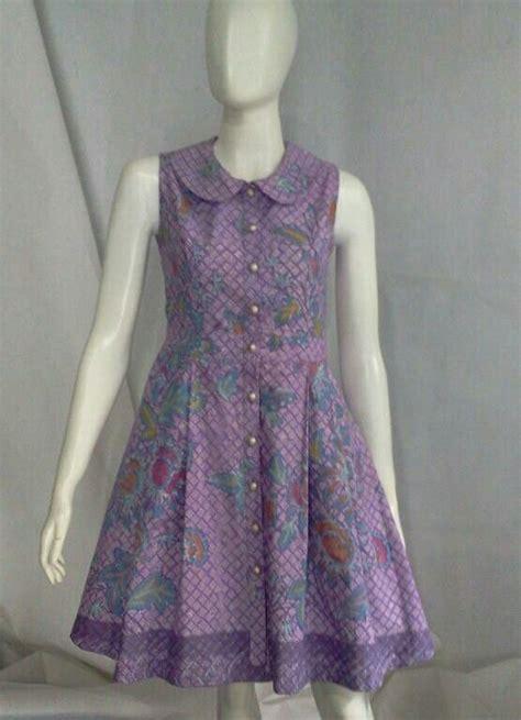 batik dress hs ungu 23 best ones images on for