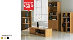 Chunky Oak Bookcase Misaki Lounge Furniture Collection Tv Unit Coffee