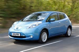 Toyota Leaf Electric Car Nissan Leaf Review Autocar