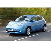 Long Before The Nissan Leaf Electric Cars Were Significant Players