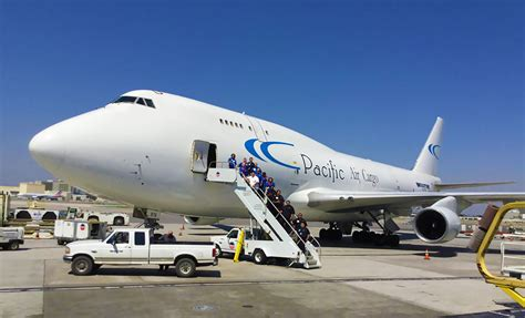 home pacific air cargo