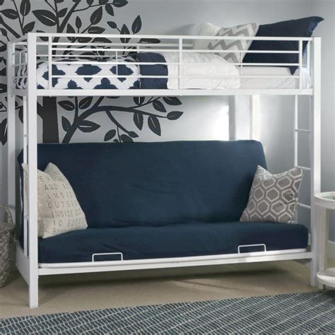 futon bedroom best 25 futon bunk bed ideas on loft