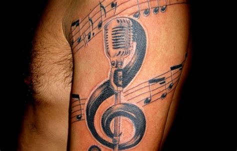music inspired tattoos amazing tattoos inspired by sheet