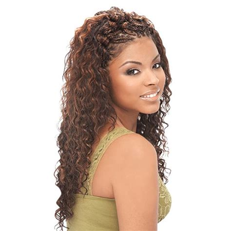 crochet braids with wet and wavy human hair triple weft hair best human hair for crochet braids knitting and crochet