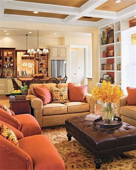 warm living room 1000 ideas about fall living room on pinterest miss