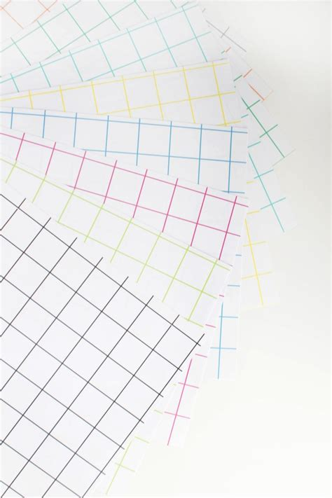 grid pattern wrapping paper grid wrapping paper in 20 colors free printable friday