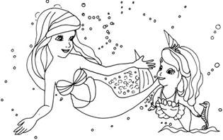 Sofia The First Coloring Pages Princess Ariel And Sofia Princess Sofia Coloring Book Printable