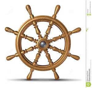 Steering Wheel For Boat Boat Steering Wheel Stock Photography Image 23635252