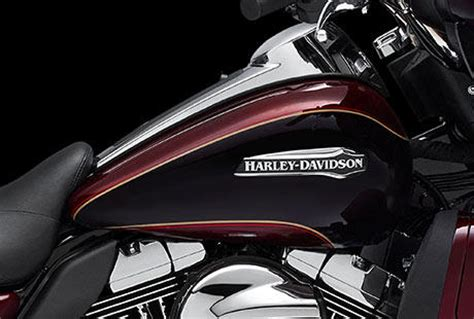Motorrad Gabel Gold Lackieren by Harley Davidson Touring Electra Glide Ultra Classic Modell