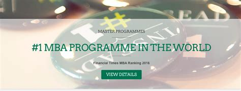 Scholarships Available For Mba Programs by Insead Need Based Scholarships For Mba Program 2017