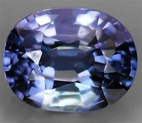 0 64 ct blue spinel gemstone