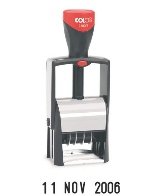 self inking rubber sts cheap cheap colop 2100 4 self inking line date st black