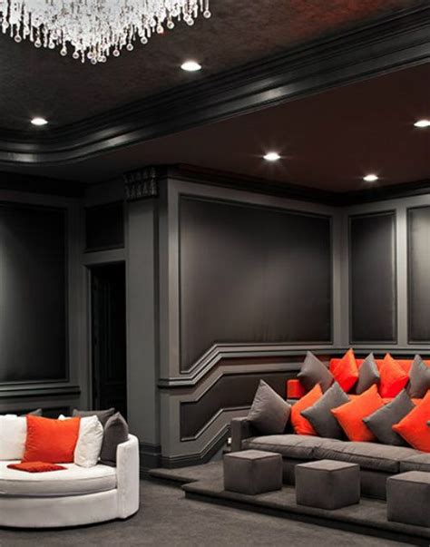 images  basement home theater ideas