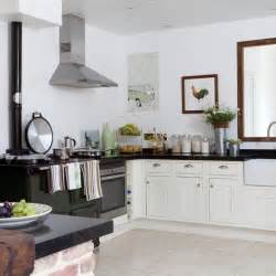 Country Kitchen With White Cabinets White Country Kitchen Kitchen Design Inspiration Housetohome Co Uk