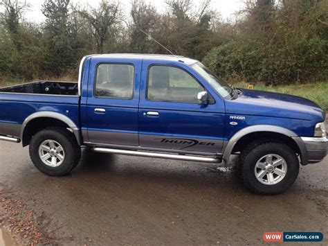 ranger ford 2005 2005 ford ranger for sale in united kingdom