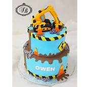 25  Best Ideas About Digger Cake On Pinterest Boy Birthday Cakes