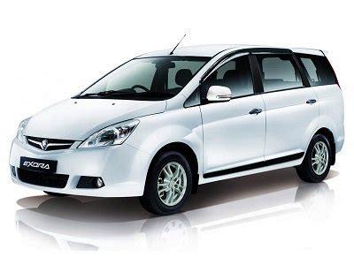 Kunci Exora Sewa Mobil Di Lombok Proton Exora Rp 250 000 Hari