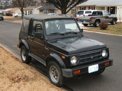 92jx5spd 1992 suzuki sidekick specs photos modification info at cardomain stlracer25 1992 suzuki samurai specs photos modification info at cardomain