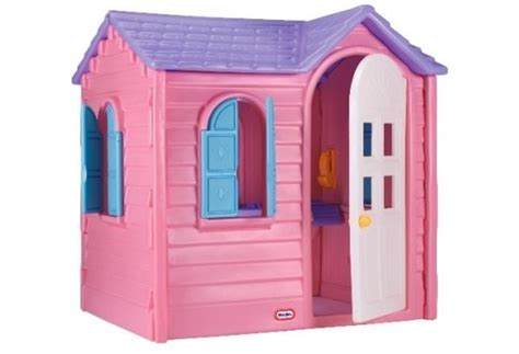 little tikes country cottage pink toyco