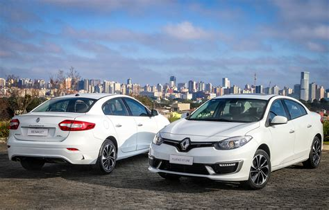 renault fluence 2018 2016 renault fluence gt line launched in brazil with 2