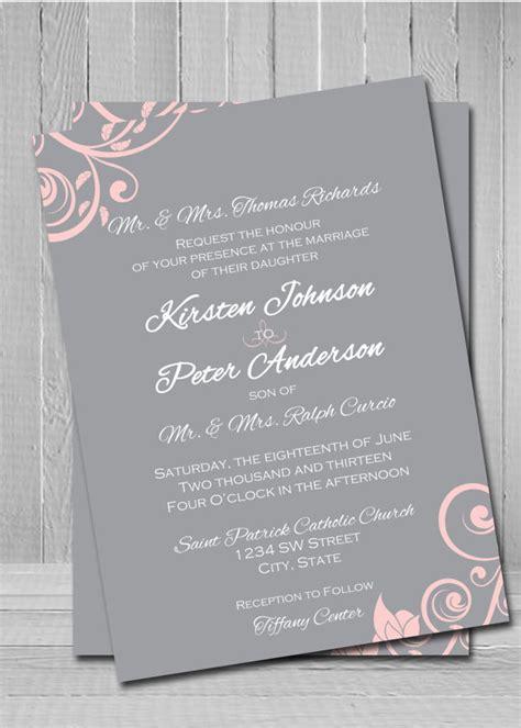 customized wedding invitations customized wedding invitations