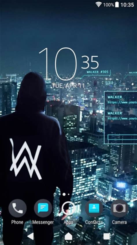 alan walker xperia theme alan walker xperia theme available to download xperia blog