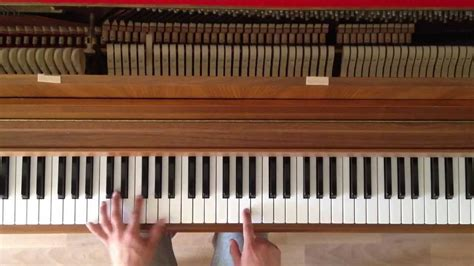 tutorial piano wake me up how to play avicii wake me up piano full tutorial youtube