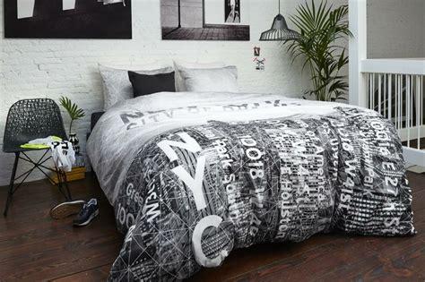 new york city comforter beddinghouse ny city of dreams dekbedovertrek fans