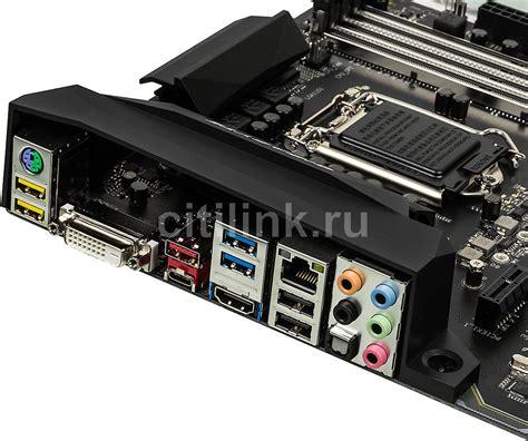 Gigabyte Z270x Ultra Gaming Intel Socket 1151 Kaby Lake Series купить материнская плата gigabyte ga z270x ultra gaming по выгодной цене в интернет магазине