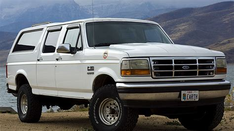 ford bronco 4 door this is the four door ford bronco you didn t existed