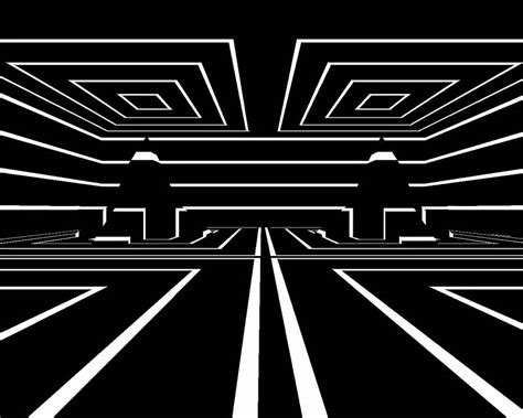 moving image psychedelic white lines hd