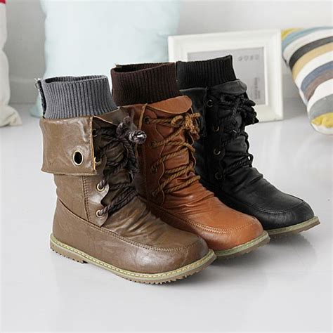 stylish womens motorcycle boots fashion motorcycle martin ankle boots for women autumn