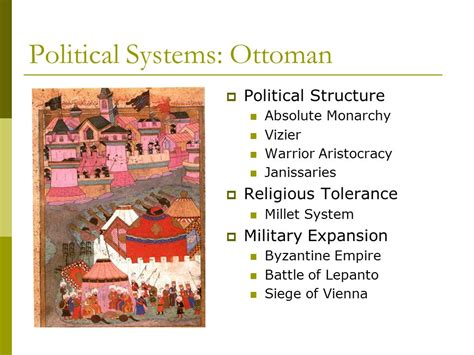 ottoman empire political ottoman empire political structure mughal and ottoman