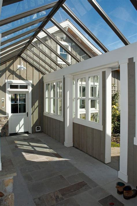 detached carport exterior farmhouse  wood trim