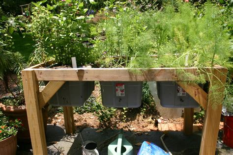 self watering planter self watering planter walter reeves the georgia gardener